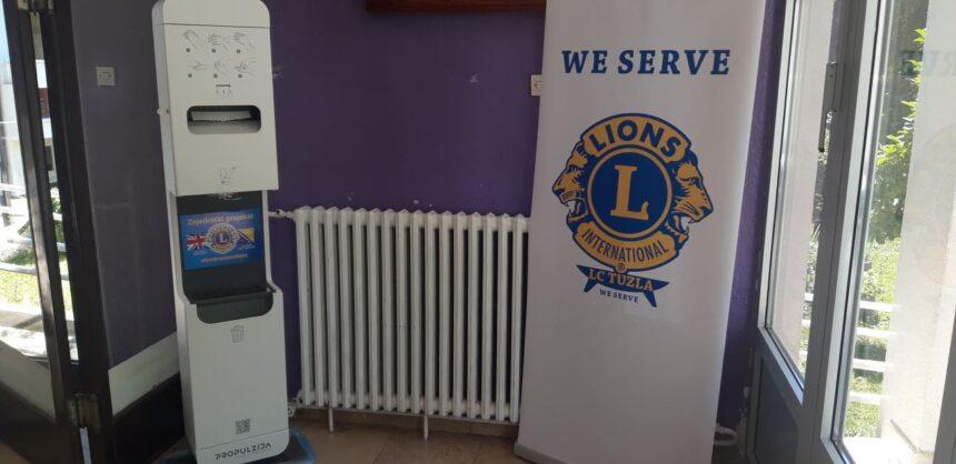 Vrijedna donacija Lions Club-a Tuzla